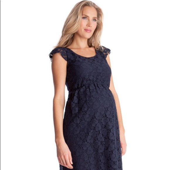 19277f44da 🌟NWT🌟 Seraphine Sloane Lace Maternity Dress
